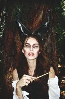 Maleficent Vogue by DuysPhotoShoots