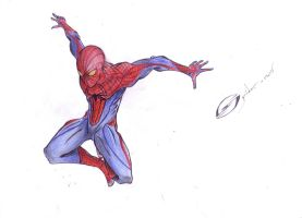 The Amazing Spider Man Final by MrSteph06220