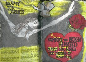 Beauty For Ashes, Journal by christians