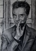 Peter Capaldi by Lanka69