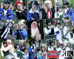 [cosplay] Sket Dance meets K by NienZien-ya