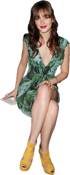 Leighton Meester PNG by itsthesuckzone