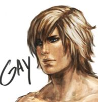 Gayden by MKage