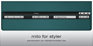 milo for styler by dmone by deskmodder