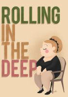 Rolling in the Deep by StepPuki