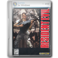 Resident Evil 1 Case icon By Myselph by bymyselph