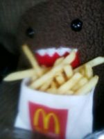 French Fries by DaisyPhantom