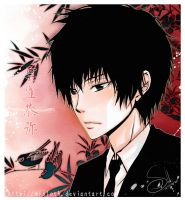 KHR : Hibari Kyoya II by mrsloth