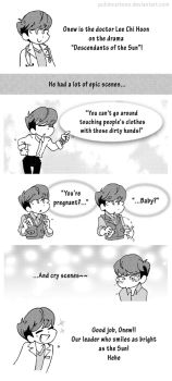 Lee Chi Hoon by Pulimcartoon