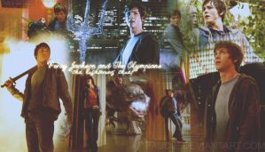 Percy Jackson Banner by paucie