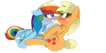 What about a goodbye kiss? by MissPolycysticOvary