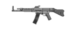 StG-44 or MP43 by Ashmo