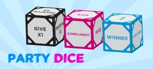 Party Dice Game by cow41087