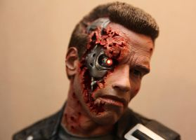 Terminator 2 Uncle Bob 3 by Alaneye