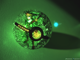 Link Pokeball by Jonathanjo