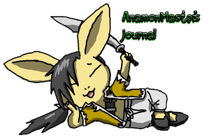 AnamonMaster's Journal Header by EdwardxWinryrocks