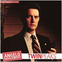Twin Peaks CD Cover by wilkee