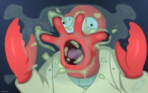 Screen Sucker Zoidberg by FuturamaFreak1