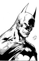 ink over ed benes darknight by 2563machine