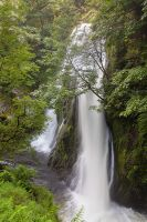 Ceunant Mawr Waterfall by JakeSpain
