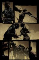 Silent Hill Downpour: Anne's Story #2 Page 9 by T-RexJones
