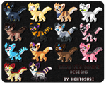 Brand New Canine Adopts OPEN by Hohtosusi
