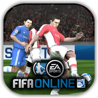 FIFA Online Game Icon by Wolfangraul