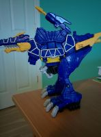 Spino Zord Battle Mode by SentaiFive
