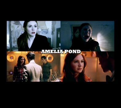 Amelia Pond Series 6 by BeautyFromYourPain