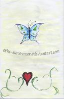 Mother's Day Card - Back by the-suns-moon