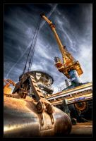 trade and machine by LOUSTIQUE