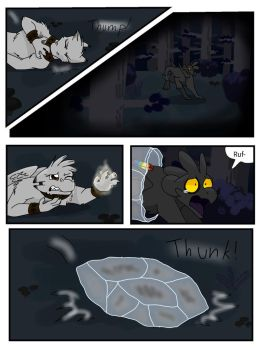 Realm Quest Chapter 1 Page 38 by EeveesAndDragons