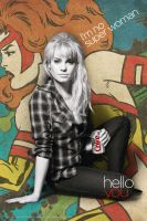 Diet Coke ad featuring Duffy by LiamSharp