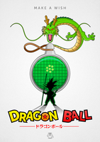 Dragon Ball Poster by mightybeaver