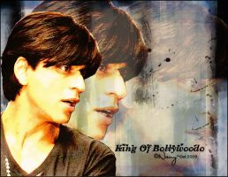 shahrukh king of Bollywood by midnight-Nany