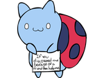CatBug Message by ASCToons