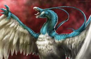 Altaria's Roar by Namh