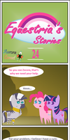 Equestria's Stories - 24 (Aurora Comet) by Zacatron94