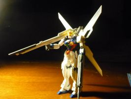 GX-9900 gundam X figure part 1 by Sting-raptor