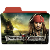 Pirates of the Caribbean folder by janosch500