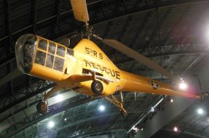 Sikorsky YH-5A Rescue Dragonfly by rlkitterman