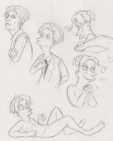 Cecil Sketches by MWaters