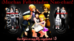Muchas Felicidades Nao-chan! by MillyMusiiC