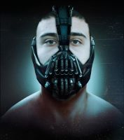 Bane by DemircanGraphic