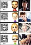 .: My Mii Celebs :. by JStar19000