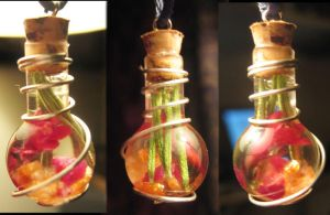 Magic Vial - Out of the Ashes by Izile