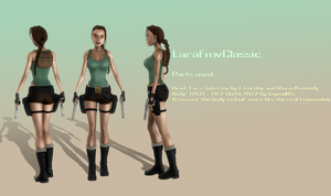 LaraFMVClassic, Release by tombraider4ever