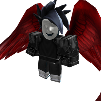 Neo's Darkness Form by NeoRBLX