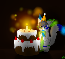 Happy Birthday to ME by Nanithekitty