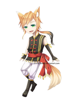 Custom - Kemonomimi by Buddy-Buddy